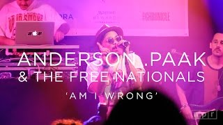 Anderson .Paak & The Free Nationals: 'Am I Wrong' SXSW 2016 | NPR MUSIC FRONT ROW