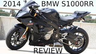 7. 2014 BMW S1000RR - The Review