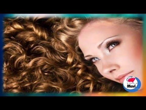 Como cuidar el cabello rizado – Remedios caseros para el pelo ondulado
