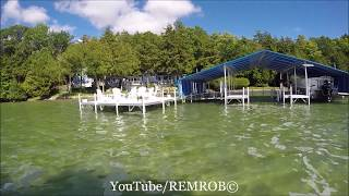 Walloon Lake West Arm June 2017 Walloon Lake is a glacier-formed lake located in Charlevoix and Emmet counties in northern Michigan. It is now home to ...