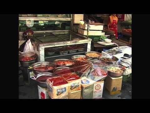 Der  koreanische Hypermarkt - Versorgungsketten: Der Supermarkt (2/7)