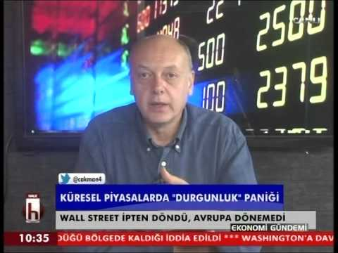 Dr. Cüneyt Akman'la Ekonomi: Piyasalarda