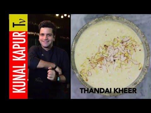 Thandai Kheer