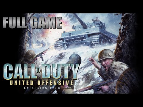 Call of Duty: United Offensive - Full Game Walkthrough