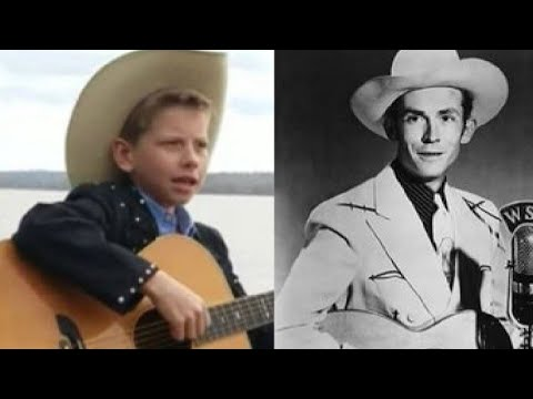 Mason Ramsey Compared To Hank Williams - Lovesick Blues
