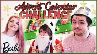 Advent Calendar Challenge Disaster!