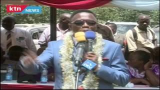 Ababu Namwamba says EACC Chair Philip Kinisu is a