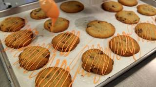 """""""That's all we do is cookies. Just the best cookies we can think of. We make them here everyday, and that's all we focus on is..."""