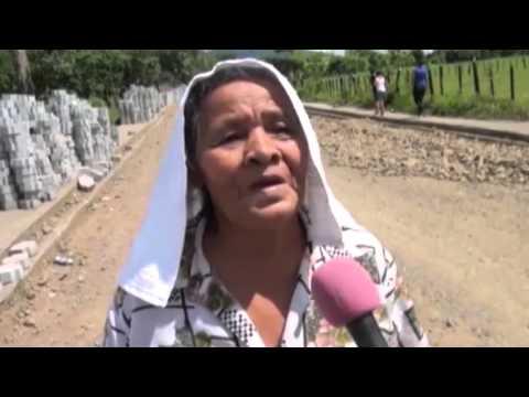 Ponen primer adoquín de las calles para el Pueblo en Matiguás
