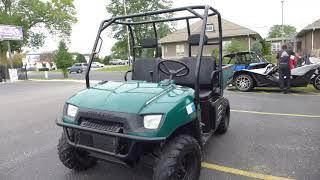 2. 2008 Polaris Ranger 500