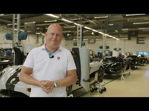 Koenigsegg Explains How To Start Your Own Car Company - www.APEX.one