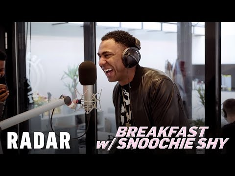 C BIZ ON BREAKFAST W/ SNOOCHIE SHY @RadarRadioLDN @Cbiz_ER @snoochieshy