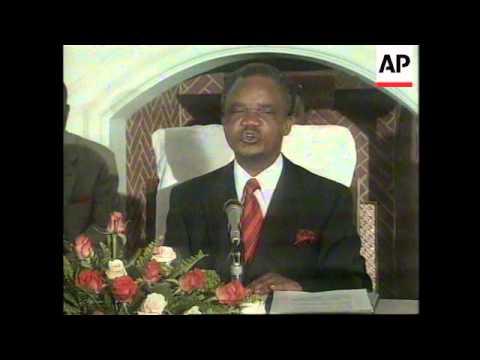 Zambia: Former President Kaunda To Be Placed Under House Arrest - 1997