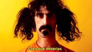 Frank Zappa - Oh no (con subtitulado español)