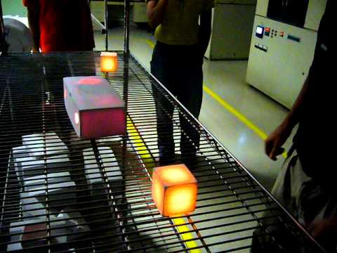 Nasa Creates An Amazing Thermal Tile