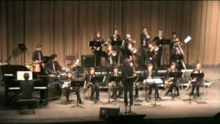 Bernardo Yorba MS Jazz at 2010 Big Band Blowout - Hocus Pocus