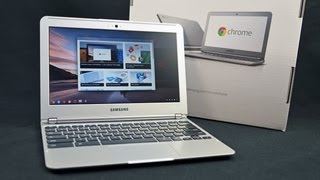 Samsung Chromebook: Unboxing&Review