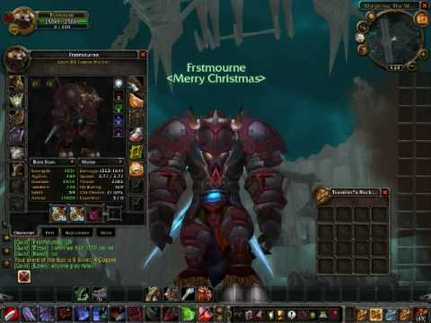 HC WoW WotLK private server 3.0.3 gameplay and info
