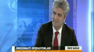 Doç.Dr.Hayati Akbaş-Jinekomasti (kadın tipi meme büyümesi)-Ülke Tv
