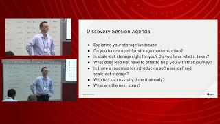 Video Modernizing storage infrastructure with open scale-out storage MP3, 3GP, MP4, WEBM, AVI, FLV Oktober 2018
