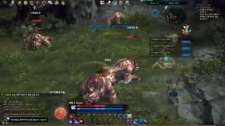 Релиз Moonlight Warrior на серверах корейской версии TERA