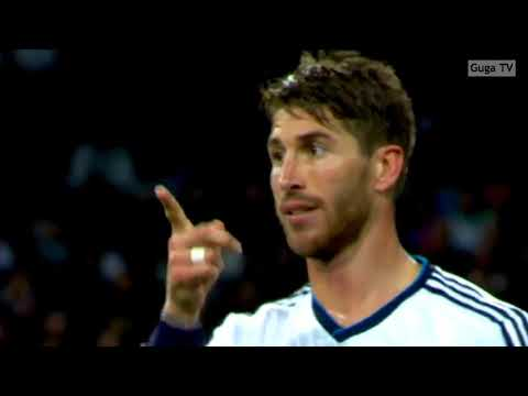 Real Madrid vs Borussia Dortmund 2 0   UCL 2012 2013   Highlights English Commentary