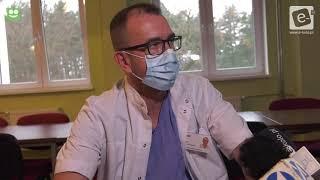 Pierwsi zaszczepieni w kolskim szpitalu