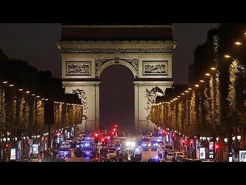 Νεκρός αστυνομικός σε πυροβολισμούς στο Παρίσι