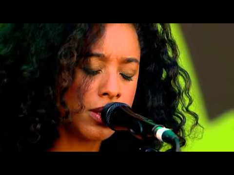 Glastonbury 2010 Corinne Bailey Rae