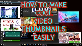 How to Make Cool Video Thumbnails Easily with Corel VideoStudio X10