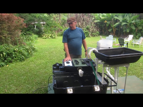 Glenn Martinez of Olomana Gardens Explains the Aquaport 4