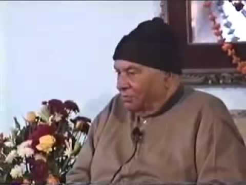 "Mooji: Papaji Video Shows the Day Mooji Fully ""Realized"" Part 2/2"