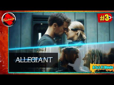 Allegiant Explained in hindi   Allegiant movie Explained in hindi   movies explained in hindi