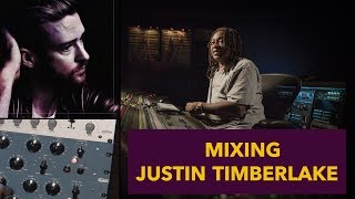 Video Mixing Justin Timberlake Vocals - Jimmy Douglass download in MP3, 3GP, MP4, WEBM, AVI, FLV January 2017