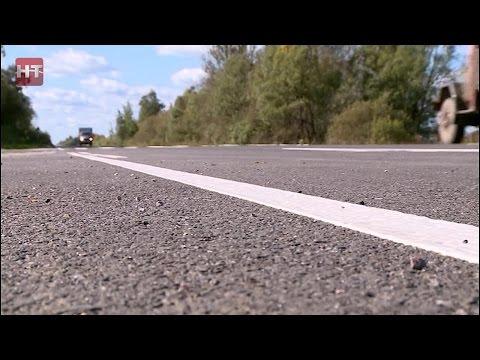 Дороги Новгородчины: дорога от Шимска до Старой Руссы