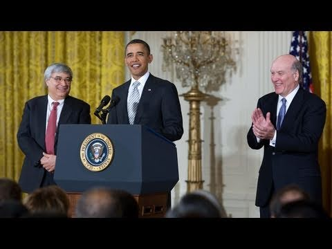 President Obama Names William Daley New Chief of Staff