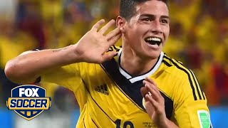 Who steps up for Colombia at Copa America? by FOX Soccer