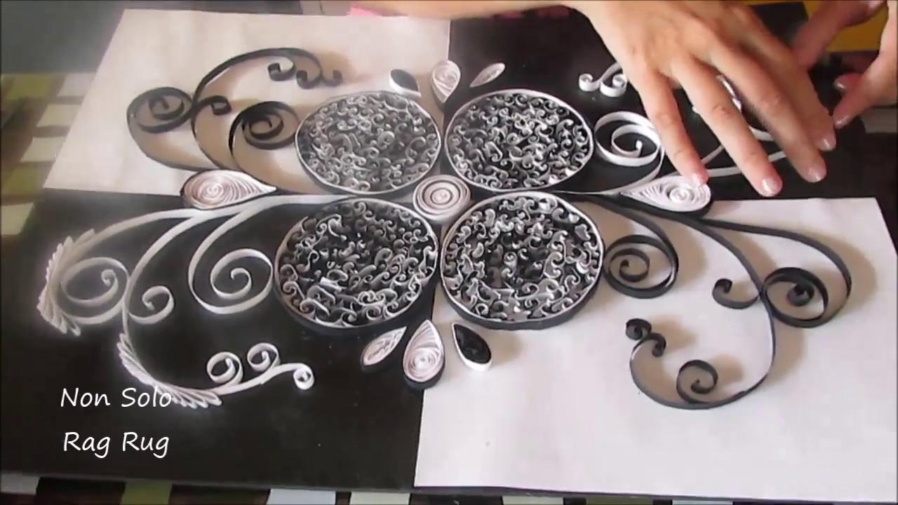 Il quadro bianco e nero
