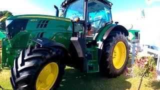 Video 2017 John Deere 6155R Diesel Tractor MP3, 3GP, MP4, WEBM, AVI, FLV November 2017