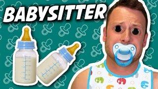 RICK'S BABYSITTER! - Cliffhanger #14 - YouTube