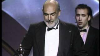Video Sean Connery Wins Supporting Actor: 1988 Oscars MP3, 3GP, MP4, WEBM, AVI, FLV Januari 2019