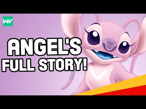Angel's FULL Story (Experiment 624): Discovering Disney Lilo & Stitch