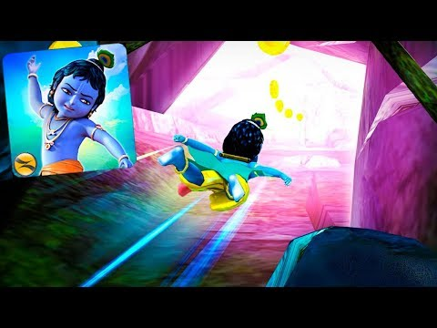 Little Krishna Jungle Run (by Zapak Mobile Games) Android Gameplay HD Trailer