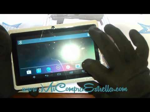 Q 8 Profesional 4GB, Wi-Fi, doble cámara (frontal y trasera), Bluetooth