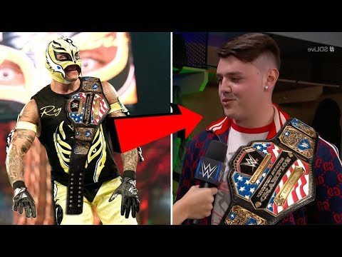 Real Reasons Rey Mysterio Will Face Samoa Joe At WrestleMania 35 ( FATHER VS SON?)