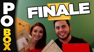 P.O. Box Openings 17 w/ aDrive and aJive! | THE FINAL OPENING! by aDrive