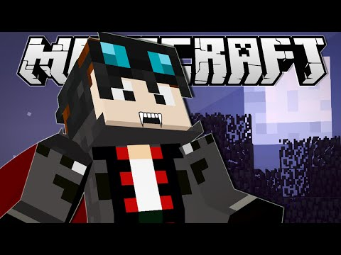 Minecraft | Turning Into A Vampire!! | Custom Mod