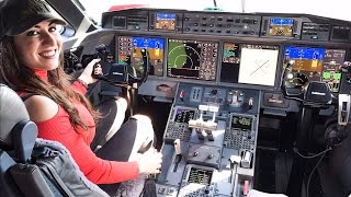 Video Sonikhanem in Gulfstream 650 MP3, 3GP, MP4, WEBM, AVI, FLV Mei 2019