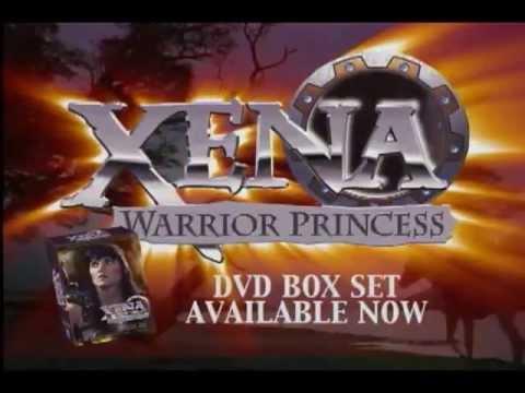 Xena warrior princess Season 1 trailer