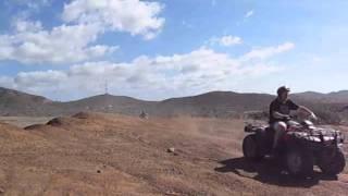 7. honda trx 300 jumps in mexico